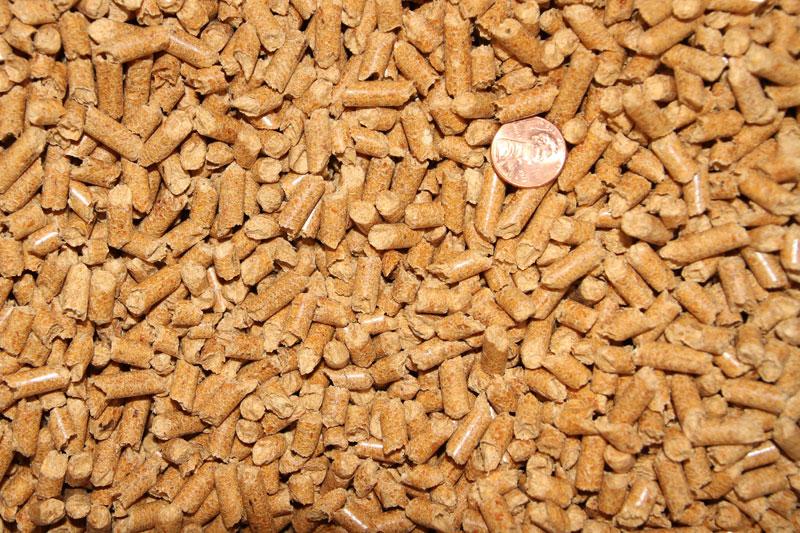 pine pellets horse bedding